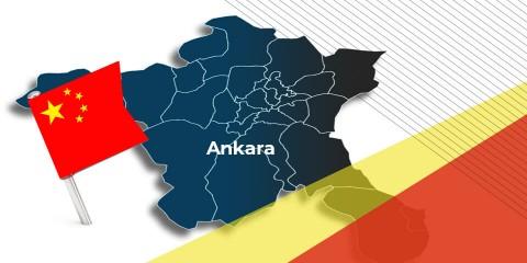 Çin Büyükelçiliği Ankara