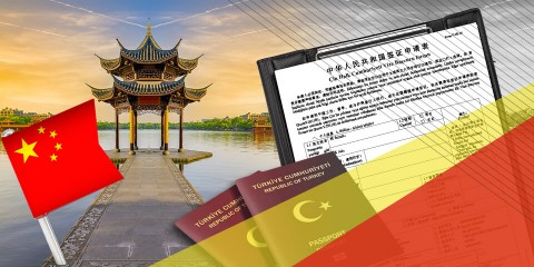 Çin Vizelerini Tanıyalım