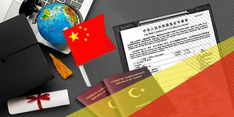 Çin'de Üniversite Eğitimi